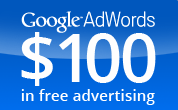 Ask For $100 AdWords Credit
