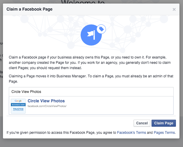 Facebook Business Manager Step 6